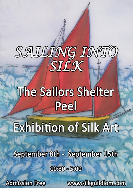 Sailing Into Silk